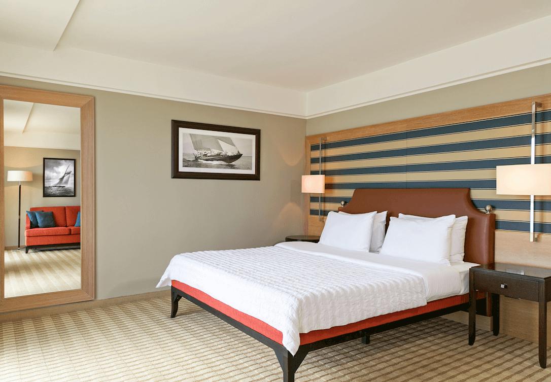 Superior soba s pogledom na more ili park